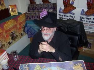 800px-Terry_Pratchett_Hat