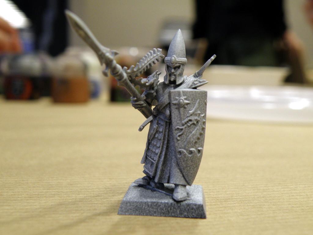 Elficki wojownik