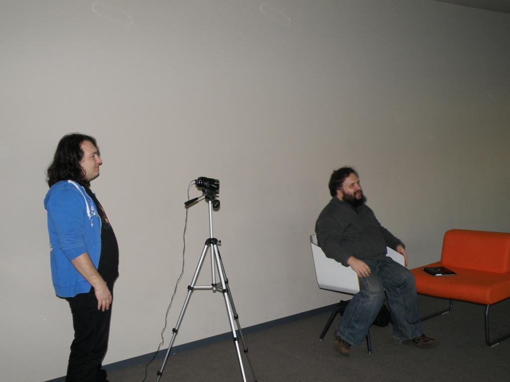 Spotkanie nagrywane