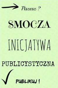 plakat smocza inicjatywa publicustyczna